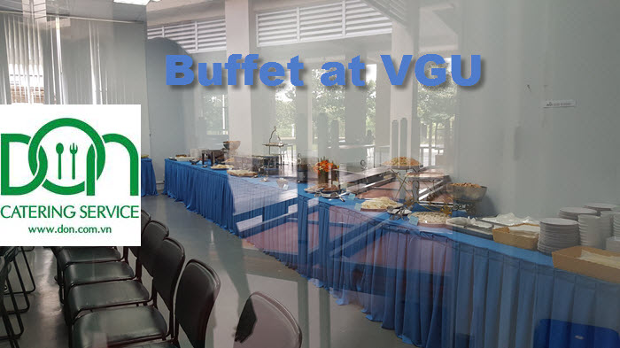 Buffet dai hoc Viet Duc.jpg